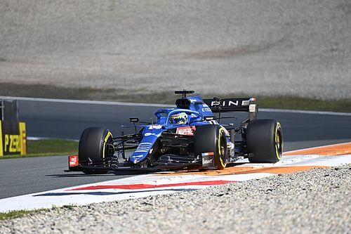 """Alonso genoot van kwalificatie: """"Prachtig met een lichte auto"""""""