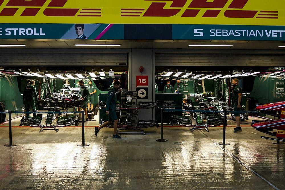 F1 cancela terceiro treino livre para o GP da Rússia em Sochi devido à chuva