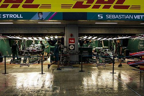 La Fórmula 1 cancela los libres 3 de Rusia por la lluvia