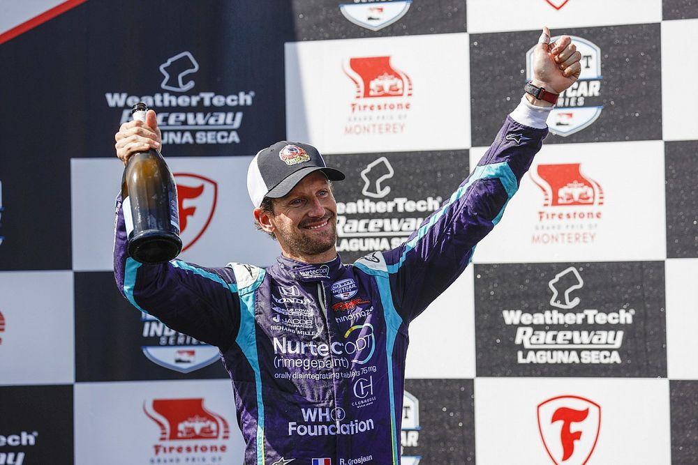 Romain Grosjean Perkuat Andretti Autosport pada IndyCar 2022