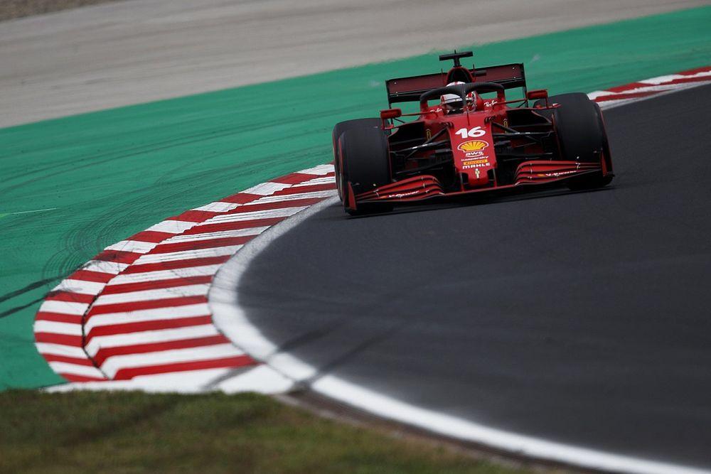 "Leclerc: ""Punto a vincere, ma guardiamo alla McLaren"""