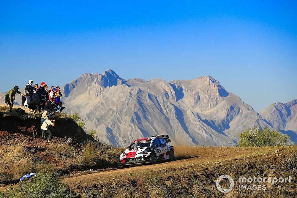 Ogier put ego aside in Greece to focus on WRC title race