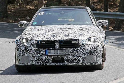 Senki se ijedjen meg, de úgy néz ki, az új BMW M2-nek új hűtőrácsa lesz