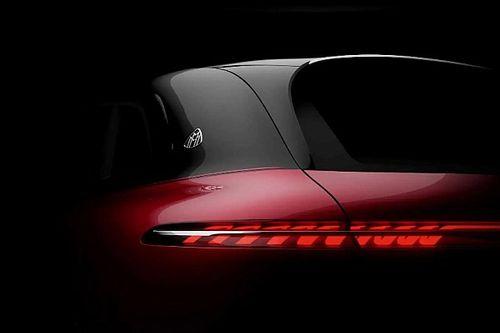 Megjött az első teaser-fotó a Mercedes-Maybach EQS SUV-ról