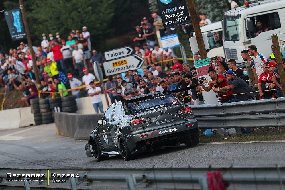 Polacy dominują w wyścigu mistrzów w Portugalii