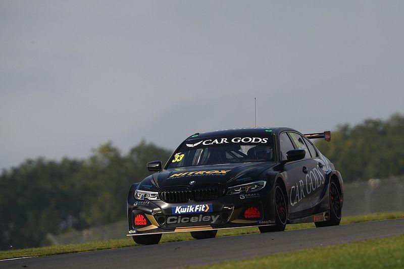 Morgan expecting to race BTCC Donington Race 3 after earlier smash