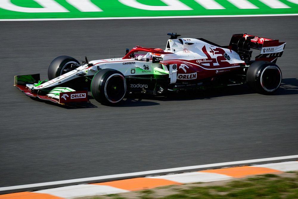 BRÉKING: Kimi Räikkönen nem indul a Holland Nagydíjon!