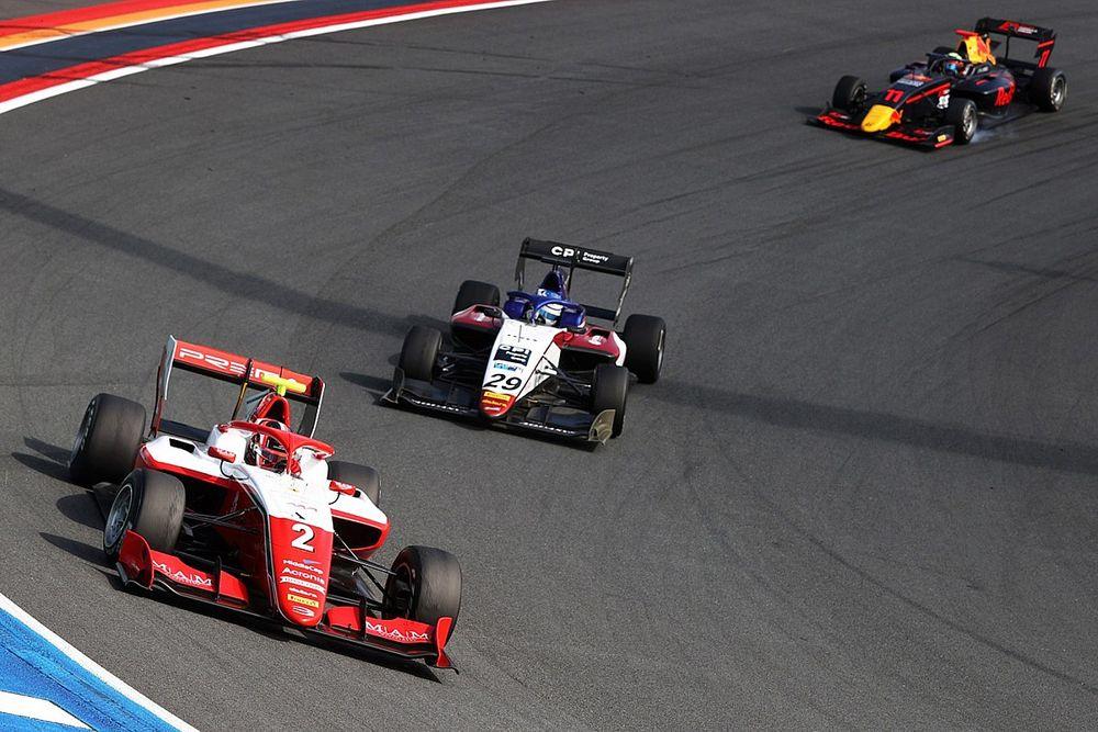 FIA F3 finali Amerika'dan Rusya'ya alındı