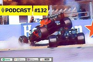 Podcast #132: Caótico GP da Itália acirra ainda mais rivalidade Hamilton X Verstappen na F1