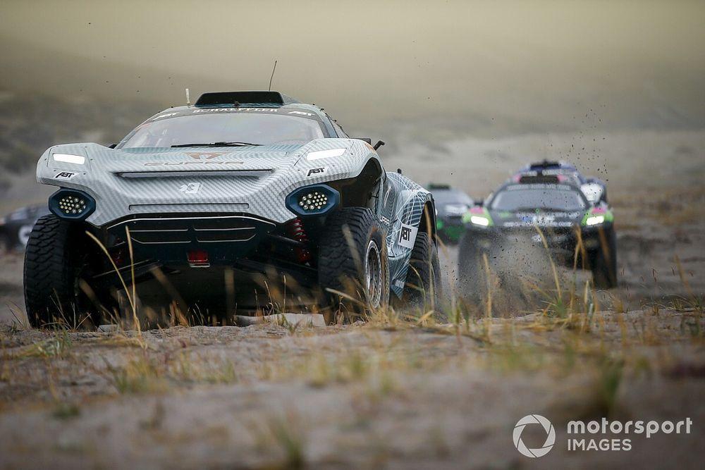 Abt Cupra tops Arctic X-Prix practice in Greenland