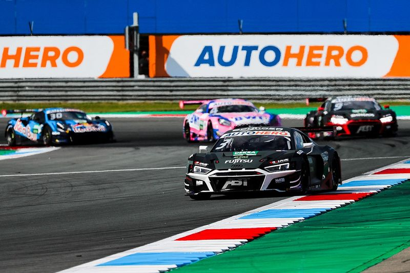 Abt critical of DTM safety car timing after losing points lead