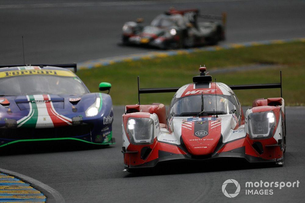 Robin Frijns Terguncang Bisa Menangi Le Mans 24 Hours