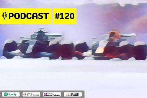 Podcast #120 – Como fica o campeonato após guerra declarada entre Verstappen e Hamilton?