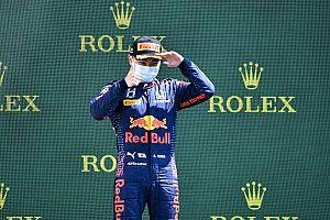 岩佐歩夢、FIA F3初優勝! 2番手フィニッシュもトップチェッカーのコロンボにペナルティで繰り上がり