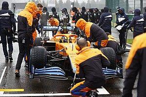 A Red Bull után lehet, hogy a McLarennek is centiznie kell majd Norris balesete után