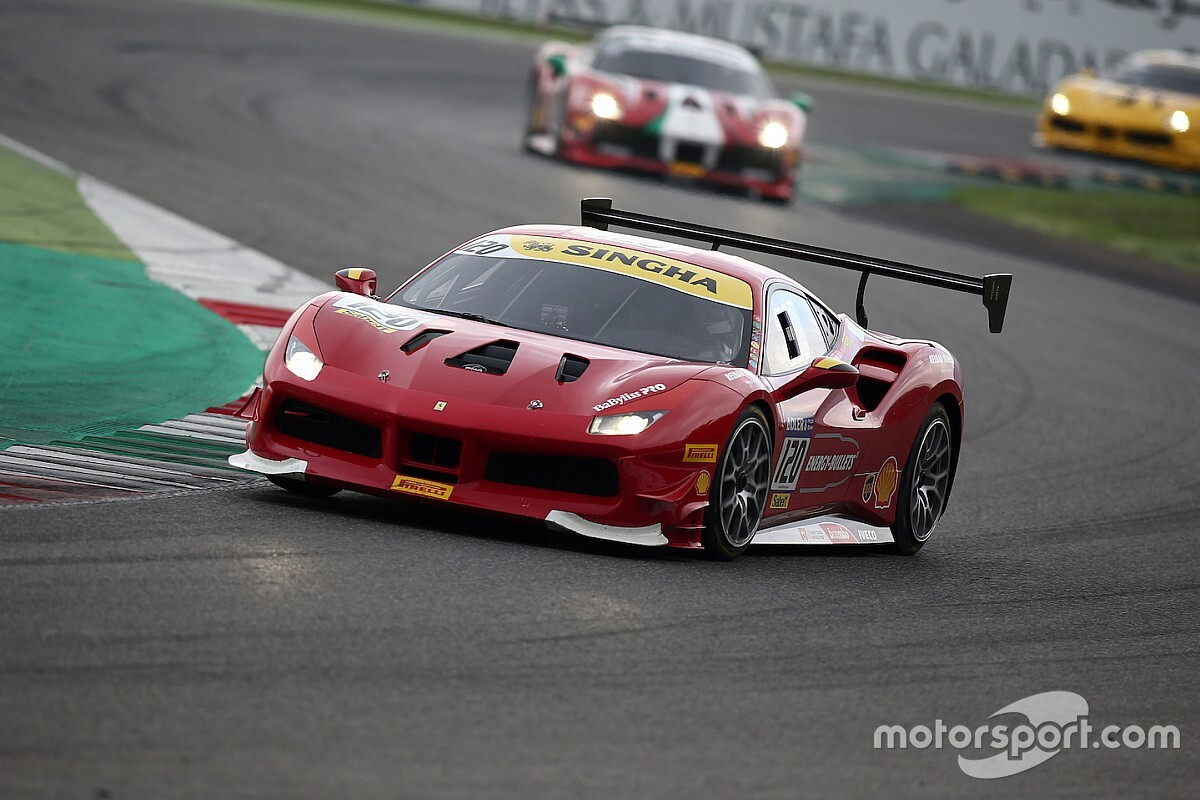 Ferrari Challenge Europe, North America to restart in July