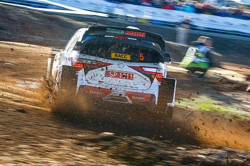 WRC, Rally Catalogna, Shakedown: Toyota subito davanti con Meeke