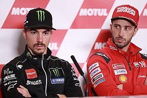 """Viñales: """"Que Ducati se interese por mí siempre es halagador"""""""