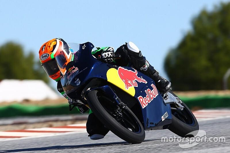 Veijer als tweede Nederlander actief in Red Bull Rookies Cup