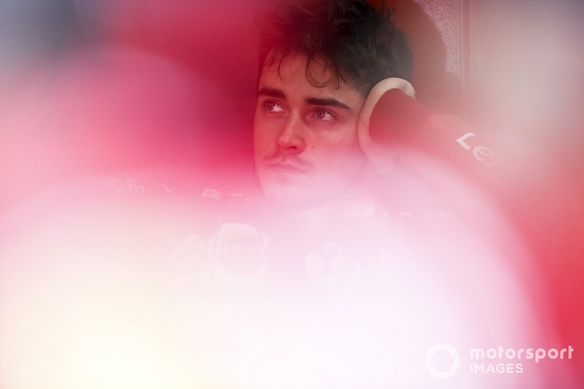 """Leclerc: """"Deluso per l'errore, ma con la penalità cambia poco"""""""