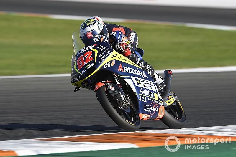Moto3, Valencia: penalizzati otto piloti