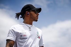 Hamilton stracił podium