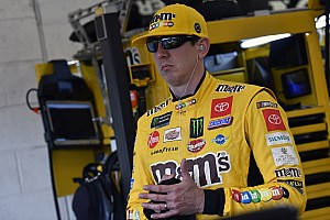 Kyle Busch tops Truex and Hamlin in final Cup practice