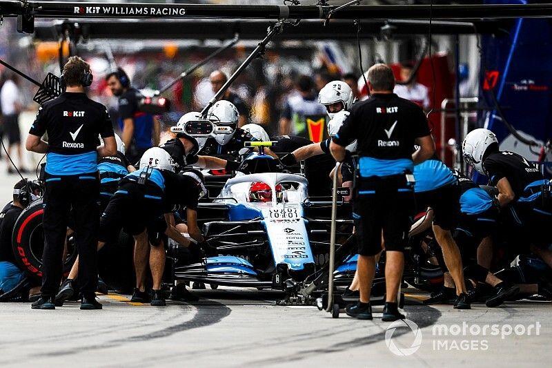 Kubica: No podía hacer nada en incidente con Verstappen