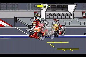 Vídeo: el histórico GP de Canadá 2008, por MiniDrivers