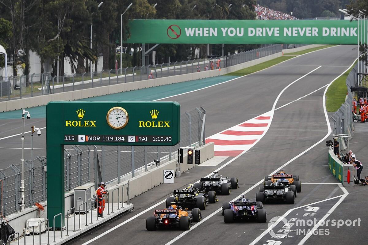 Hamilton, daha sürdürülebilir / çevreci F1 çalışmasını destekliyor