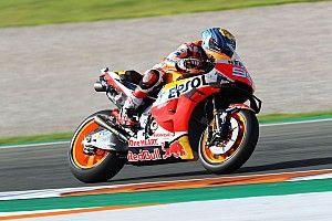 "Lorenzo ""felt free"" after finishing last MotoGP race"