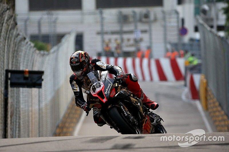 Macau GP, Qualifiche 2 SBK: Rutter al top, ma è Hickman in pole