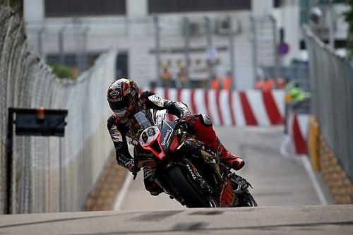 Rutter lidera la Q2, pero Hickman se lleva la pole del GP de Macao de motos
