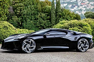 Mégsem Cristiano Ronaldóhoz került a Bugatti La Voiture Noire?