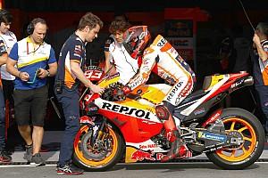 """""""Complètement perdus"""" hier, Márquez et Honda ont trouvé une solution"""