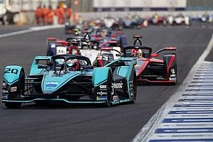 "Jaguar boss: FE priority ""getting races back on"", not testing"