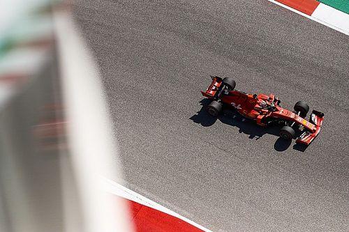 LIVE F1, GP degli Stati Uniti: Libere 2