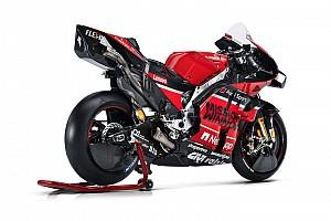 Bemutatták a Ducati MotoGP 2020-as festését