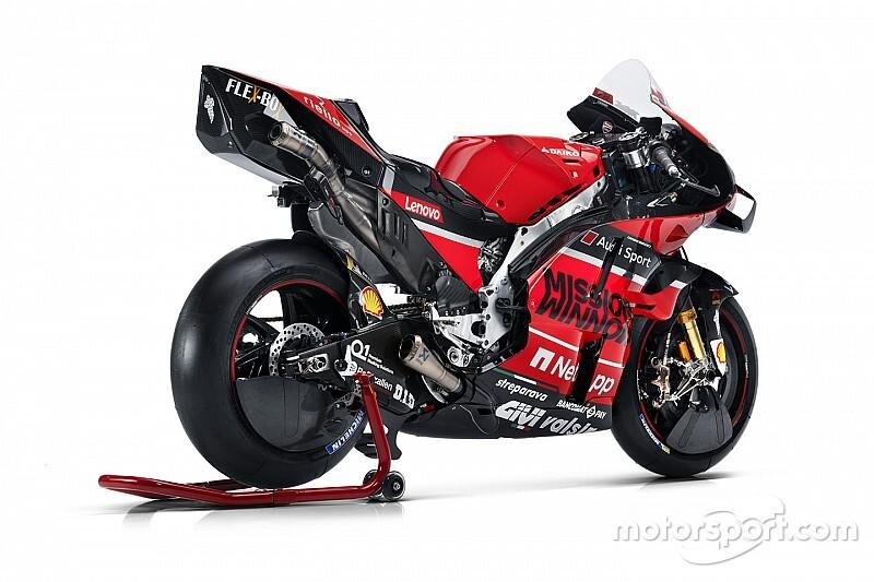 """Dall'Igna: """"Me interesa ganar el Mundial, no tener la mejor moto"""""""