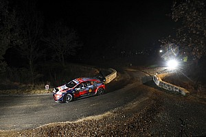 Monte Carlo WRC: Neuville outshines Tanak and Ogier