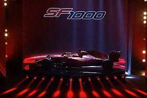 Ferrari SF1000 w teatrze