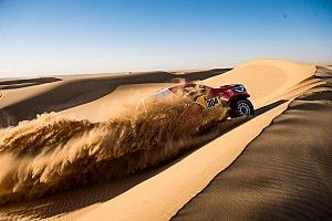 Fotogallery: l'ottava tappa della Dakar 2020