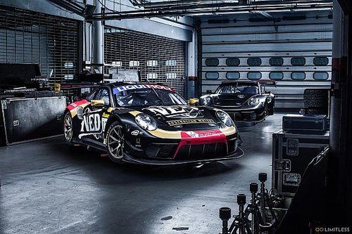 Evans, Dumas complete Bamber Porsche Bathurst line-up
