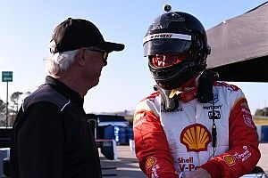 "Mears on McLaughlin IndyCar test: ""Top talent is top talent"""