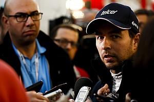 Pérez piensa que cerraron la brecha ante McLaren y Renault