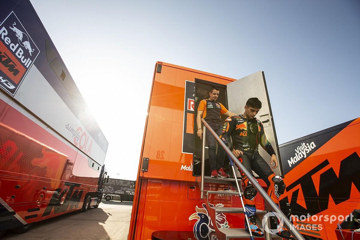 """Ducati-Martín: """"Existe interés por ambas partes y estamos hablando"""""""