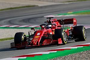Vettel chciałby testować na innym torze