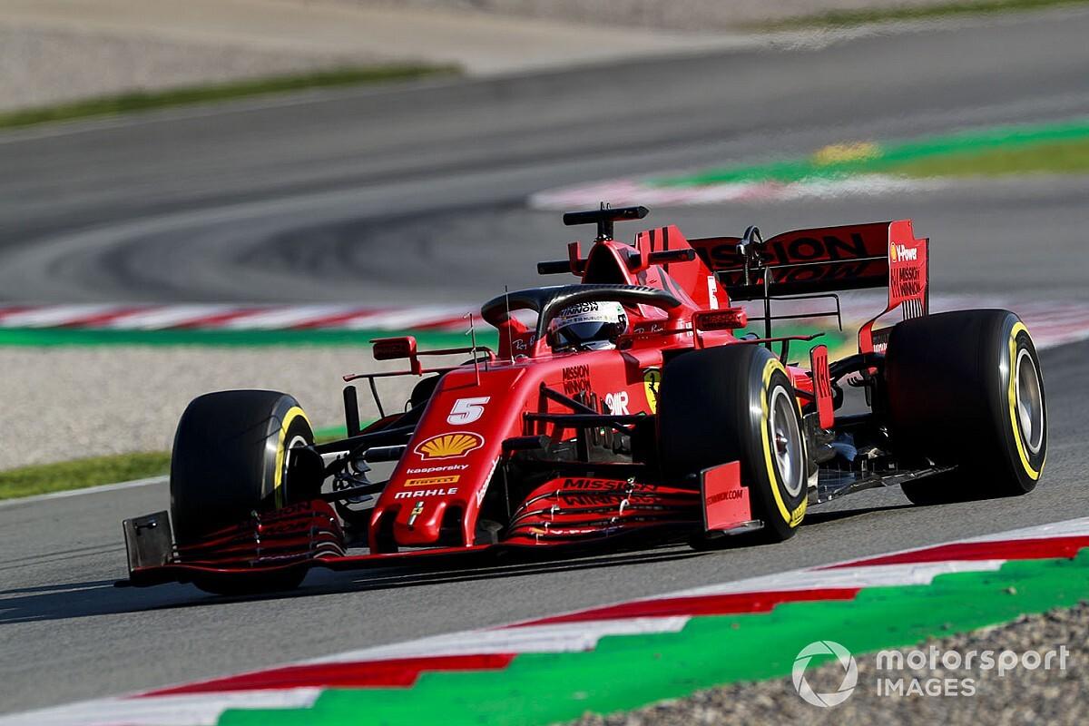 A Ferrari gyorsabb volt a Red Bullnál egy verseny szimuláción