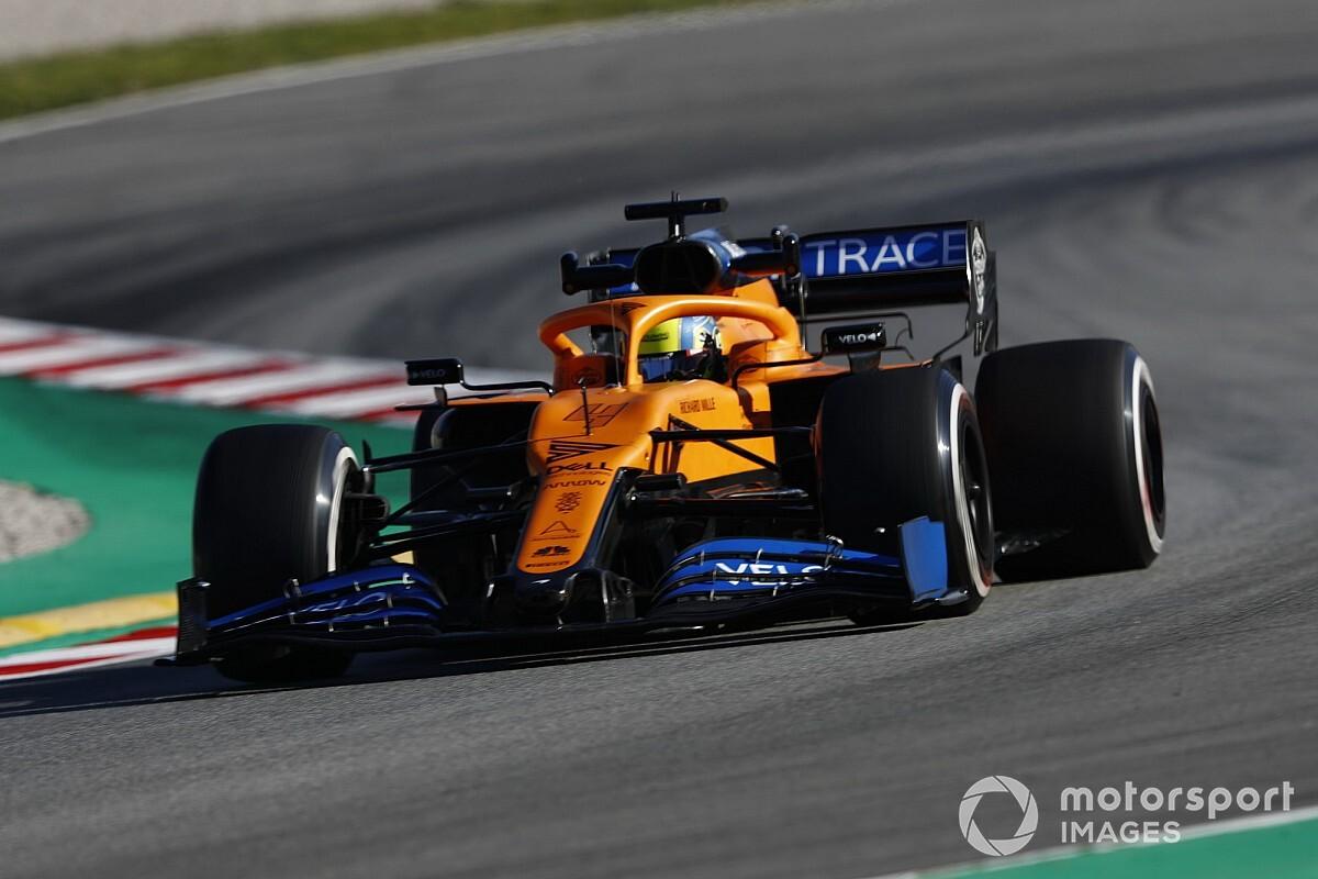 """Norris: """"Lo stress fisico sarà la sfida maggiore del ritorno della F1"""""""