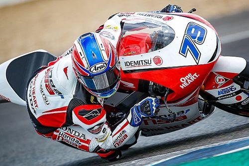 Test Jerez Moto3: Ogura in testa nell'ultima giornata